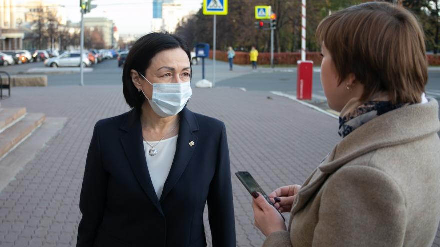 Разворот Котовой: как мэр Челябинска отреагировала на просьбу прокомментировать показания Тефтелева на неё