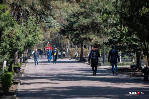 Улицы Ростова на выходных должны начать обрабатывать войска химзащиты