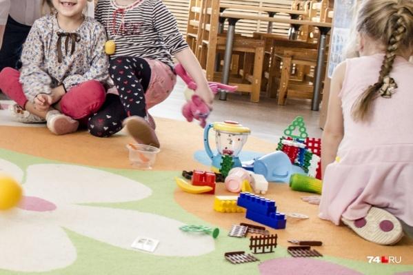 Приводить детей в дежурные группы могут только те, кто продолжает работать