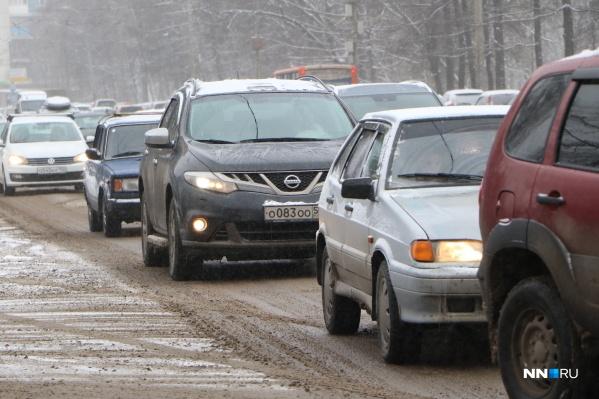 Любой нижегородец знает о пробках на проспекте Гагарина