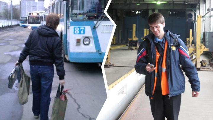 «Всё вручную»: водитель троллейбуса раскрыл, как на самом деле устроена работа городского транспорта