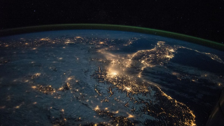 В небе над Уфой можно будет увидеть международную космическую станцию