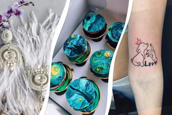 Бижутерия или пирожные от Ван Гога — что выбрали бы вы?