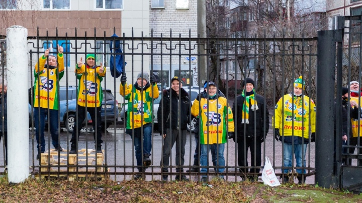 Роспотребнадзор разрешил болельщикам присутствовать на архангельском стадионе «Труд»