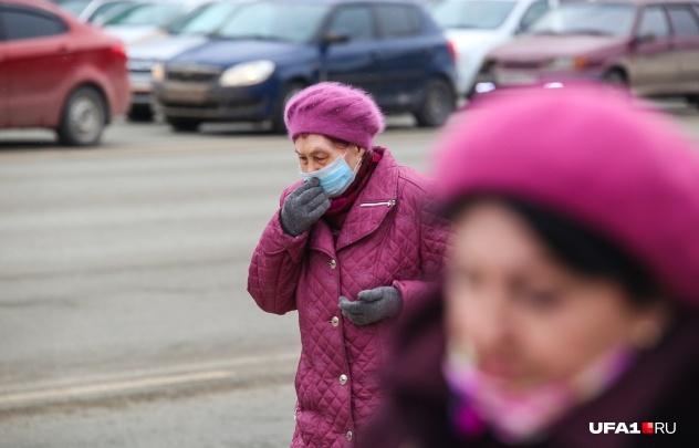 В Башкирии работающим пенсионерам будут оформлять электронные больничные