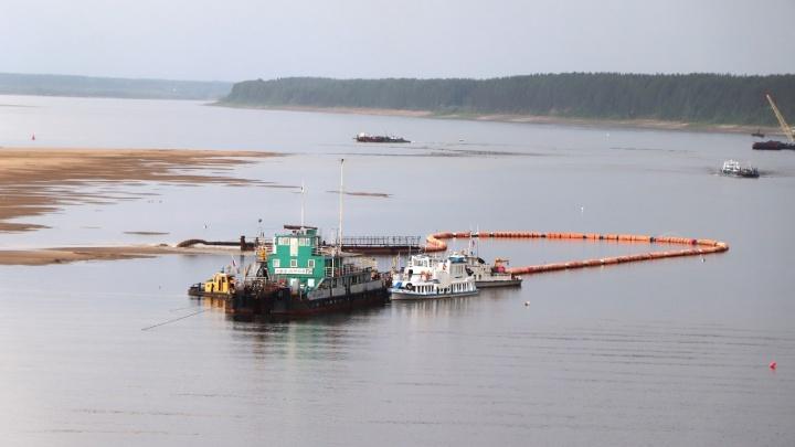 Для себя и людей: лесозаготовитель вложил в дноуглубление рек Верхней Тоймы более 6,5 миллиона рублей