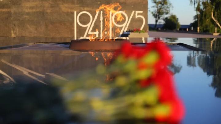 Минута молчания пройдет сегодня в память о погибших в ВОВ