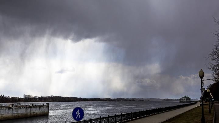 Холод, снег и ветер: в Ярославской области МЧС объявило экстренное предупреждение