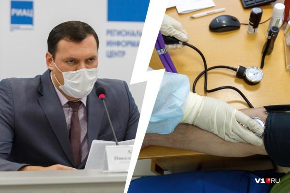 Николай Алимов рассказал об опасности коронавирусной инфекции