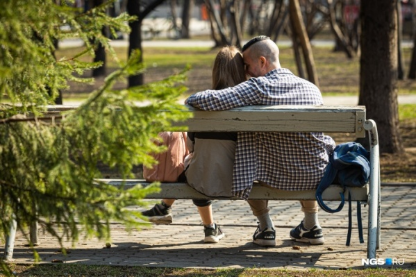 Охотнее всего новосибирцы общались в парках