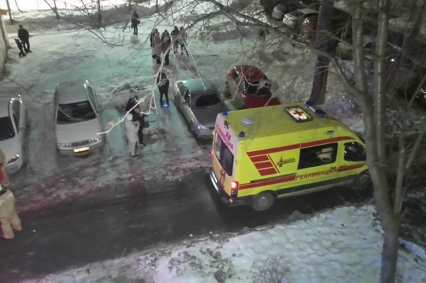 Мужчинаскончался до приезда бригады скорой помощи