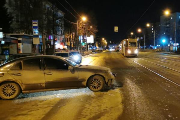 В ГИБДД сообщили, что водитель был трезв