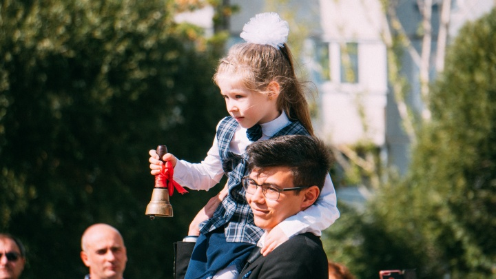 Новый учебный год в омских школах начнется в очном формате