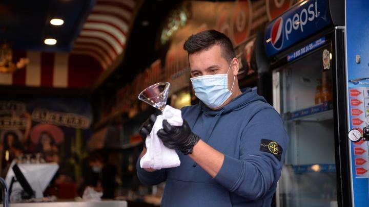 Компании Кузбасса за неделю заплатили больше 275 тысяч рублей штрафов из-за коронавируса
