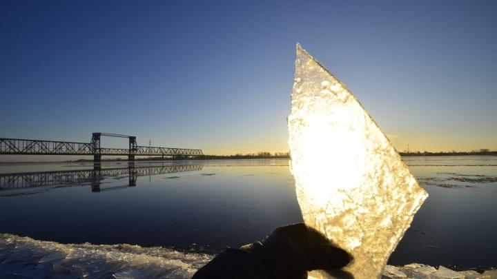 Синоптики спрогнозировали, когда в 2020 году на северных реках появится первый лёд