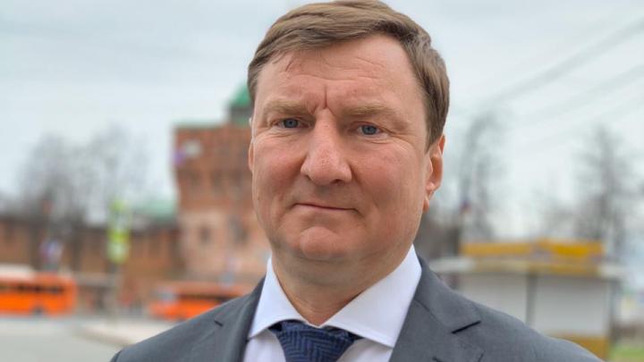 Артём Ефремов возглавил нижегородское Министерство спорта