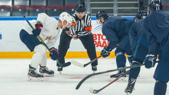 Хоккейный клуб «Металлург» начал подготовку к новому сезону в обновленном составе