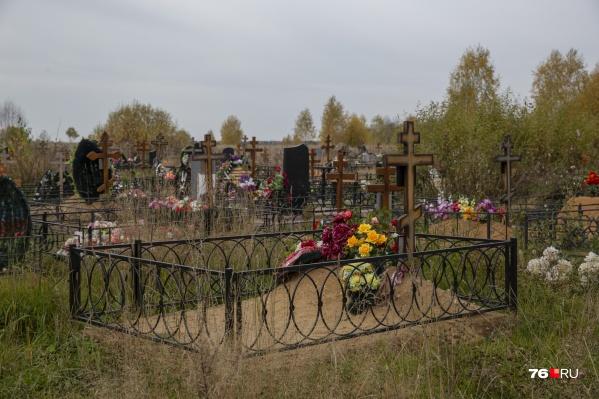 Проблема с кладбищами в Ярославле стоит остро