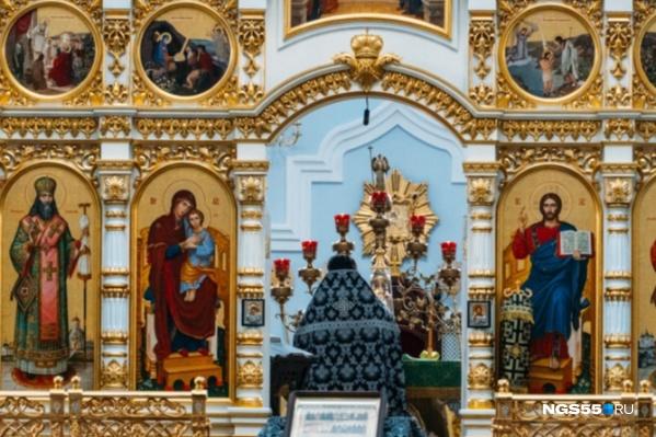 В Пасхальное воскресенье православным омичам придется остаться дома