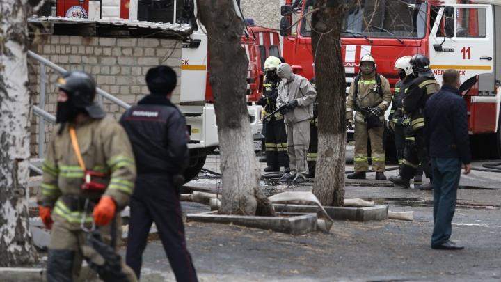 Взрыв в ковидной больнице Челябинска обернулся уголовным делом о халатности