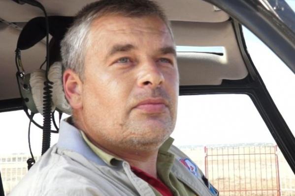 Виктор Климочкин был опытным вертолетчиком с более чем 30-летним стажем