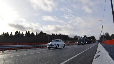 Для туристов и местных жителей: в Вельске открыли новый мост через реку Вагу