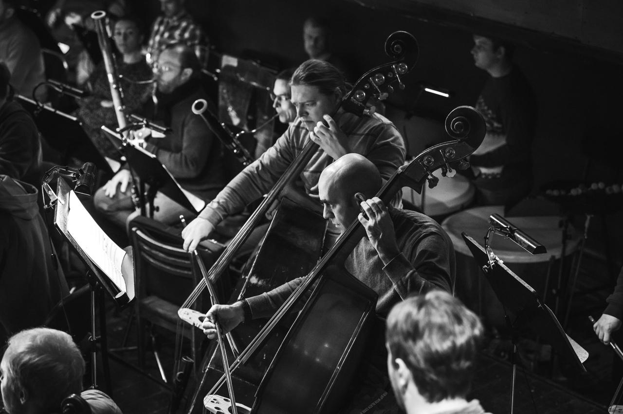 Музыканты оркестра
