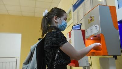 В Екатеринбурге школьные классы массово переводят на дистант из-за ОРВИ