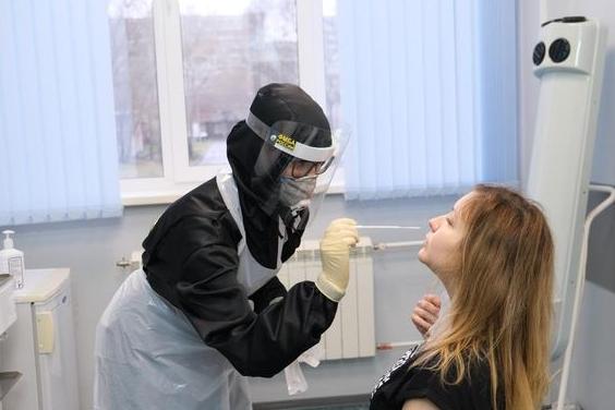 В Красноярске открывается первый центр диагностики для людей с подозрением на COVID-19