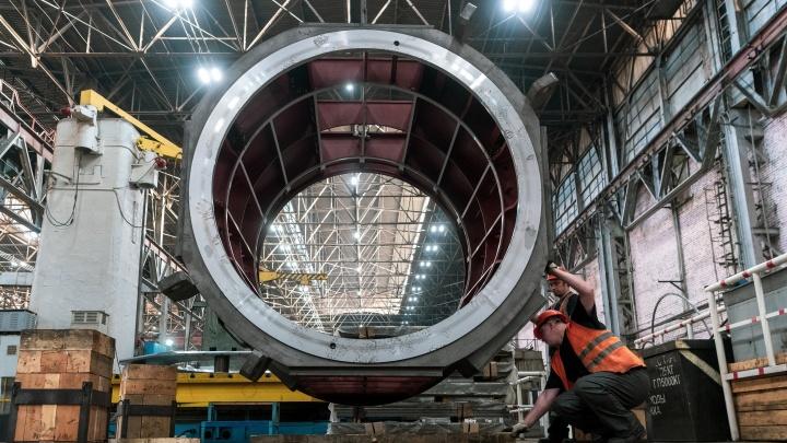 Выпускают генераторы, которые устанавливают на электростанциях по всей стране — спецрепортаж с «ЭЛСИБ»