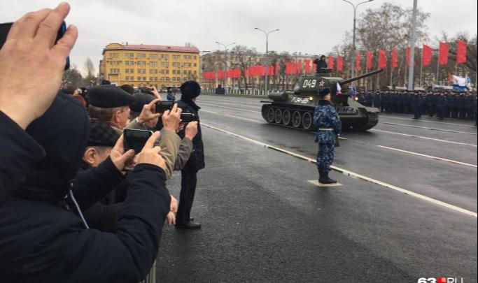 В Самаре из-за коронавируса отменили традиционный парад Памяти