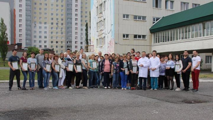 Уфимские медики покинули вахту: «Две недели 137 врачей и медсестер боролись за пациентов с COVID-19»