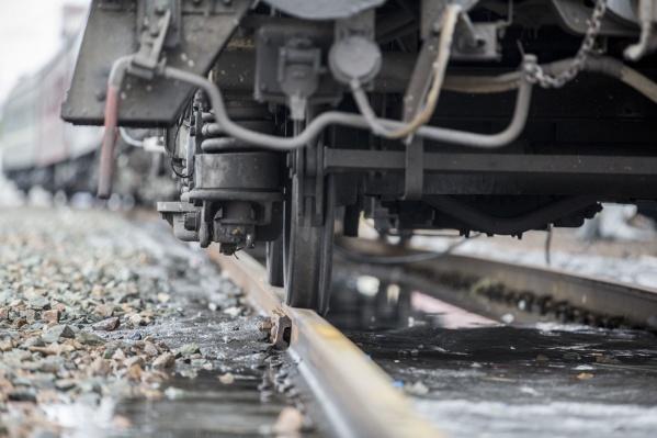 Авария никак не повлияла на график движения пассажирских и пригородных поездов