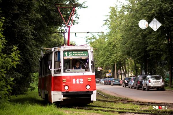 По Ярославлю хотят пустить экскурсионный трамвай