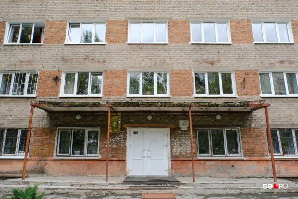 Общежитие находится по адресу: бульвар Гагарина, 47