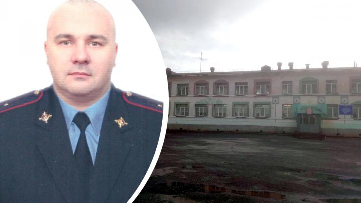 Полицейский получил компенсацию от дебошира и отдал её в детский дом