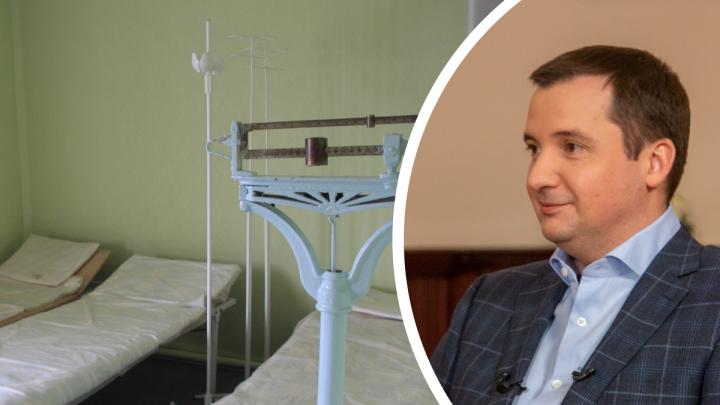 «Материальными условиями не завлечь»: Цыбульский — о том, как найти медиков для работы в глубинке