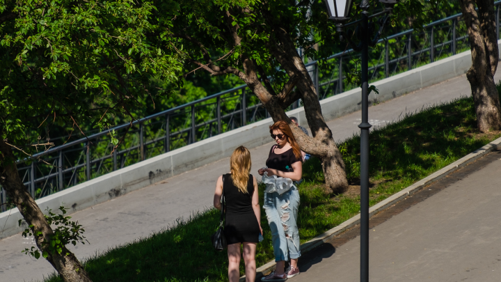 С 12 мая в Перми разрешают прогулки на эспланаде, набережной и в парках