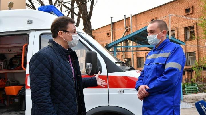 «Надбавки не будут избыточными»: Азаров пообещал допвыплаты водителям скорой
