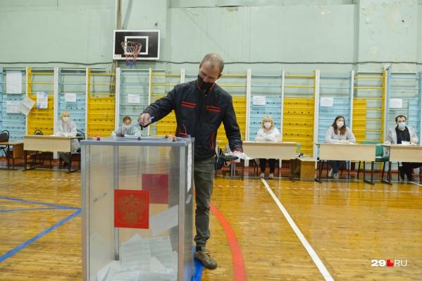 Андрей Есипов набрал2,13% голосов
