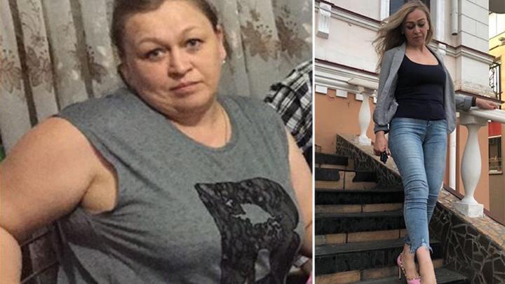 Омичка похудела на 45 килограммов и теперь носит одежду дочери