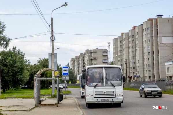Проспект Машиностроителей — одна из главных транспортных магистралей в Заволжском районе Ярославля