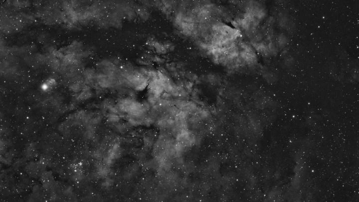 Новосибирец сделал снимок газа, из которого строятся звезды, — он потратил на это 2,5часа
