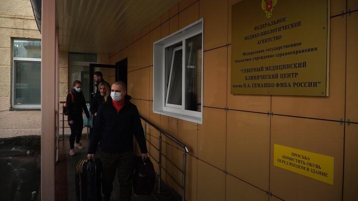 Как архангельских медиков отправляли в Москву для борьбы с COVID-19 — смотрим видео