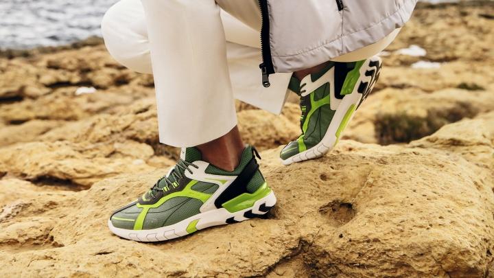 Geox презентовал 5 инновационных технологий в мужской коллекции обуви