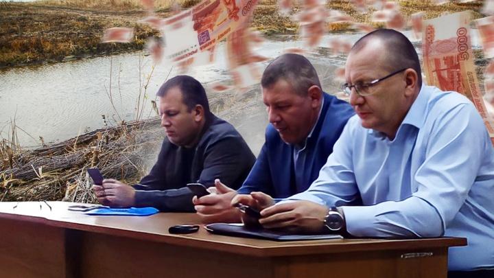 Осудили и отпустили: укравшим федеральные деньги на ериках Волго-Ахтубинской поймы дали условный срок
