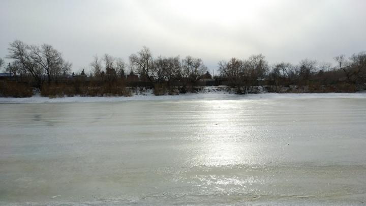В Зауралье растёт уровень воды в реках