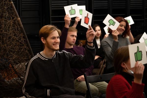 Трое победителей получили стажировку в инновационном центре «Бирюч»