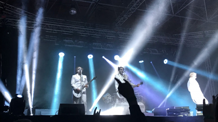 Фанаты устроили драку на концерте LINDEMANN в Новосибирске
