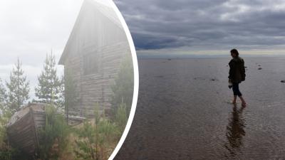 Записки с Белого моря: как экоактивистки поехали в экспедицию на Онежский полуостров. День первый